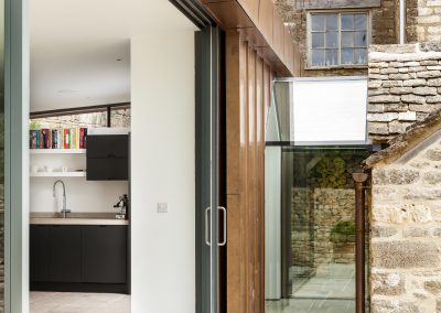 Vine Farmhouse - Sliding Doors