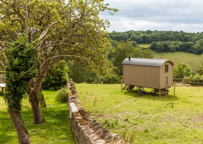 Vine Farmhouse - Shepherd's Hut